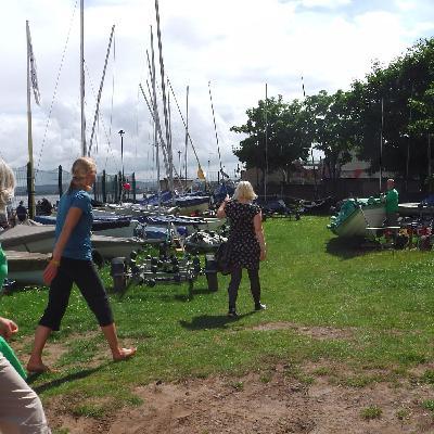 205 Exciting times at the Portobello Sailing, Kayaking and Rowing Club