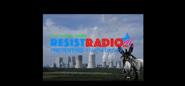 Sustainabilty, Nukes, and Solartopia | Harvey Wasserman on Resist Radio