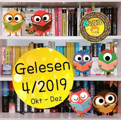 Gelesen 4/2019