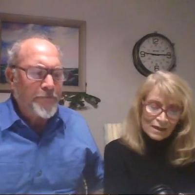 Episode 7829 - Dr. Ron and Miriam Cohen