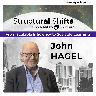 From Scalable Efficiency to ScalableLearning, w/ John HAGEL