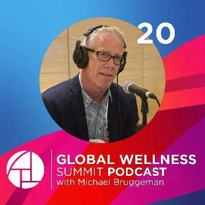 20. Beauty Meets Wellness, Wellness Meets Inclusion - with Michael Bruggeman from Organic Male OM4 & haia