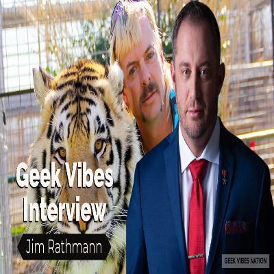 Geek Vibes Interview w/ Jim Rathmann