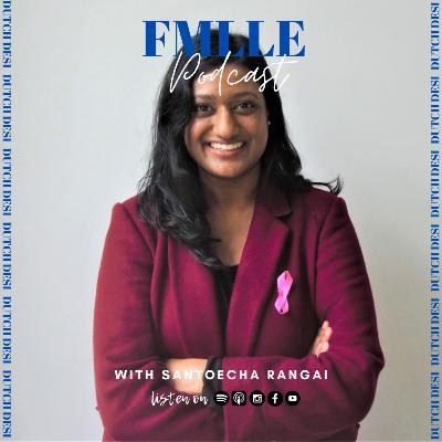 De overwinning van borstkanker met Santoecha Rangai | Dutch Desi |