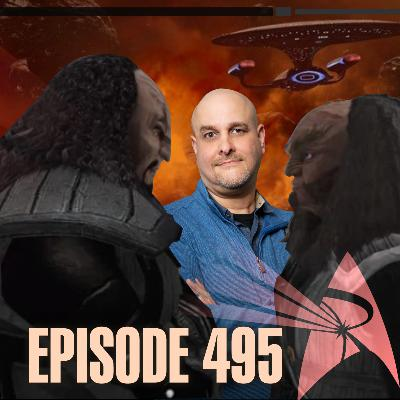 495 - Spiner, Chabon, and Al Rivera | Priority One: A Roddenberry Star Trek Podcast