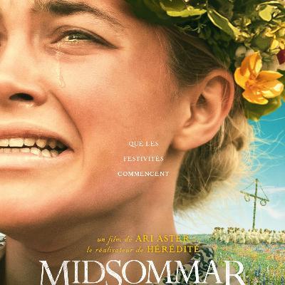 Avis sur le Film MIDSOMMAR