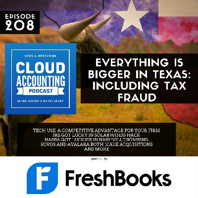 Everything is Bigger in Texas — Including Tax Fraud