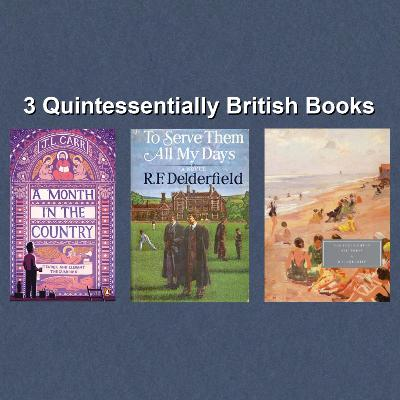 639. 3 Quintessentially British Books (that you might not know about) with Mum