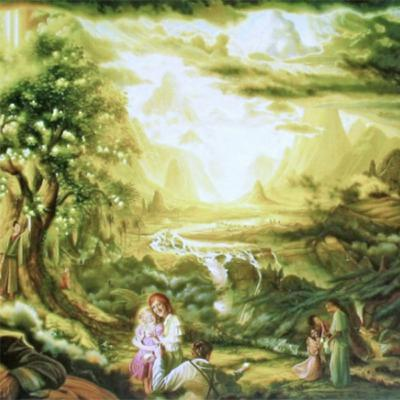 """Come Follow Me BofM Podcast 3, """"Come and Partake of the Fruit"""" -- 1 Nephi 8-10"""