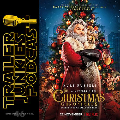 Isn't It Romantic, Cold Pursuit, and The Christmas Chronicles