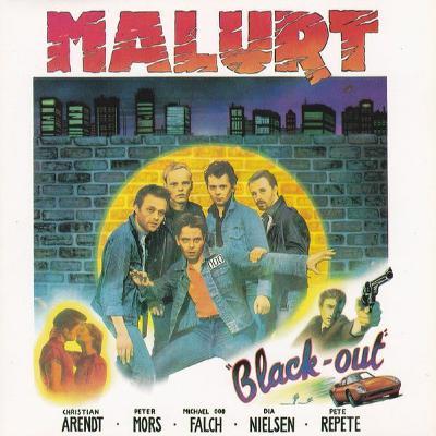 Album: Malurts 'Black-Out'. Lev stærkt - og tag konsekvenserne