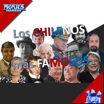 216 - Los 10 Chilenos más Famosos según el MIT.