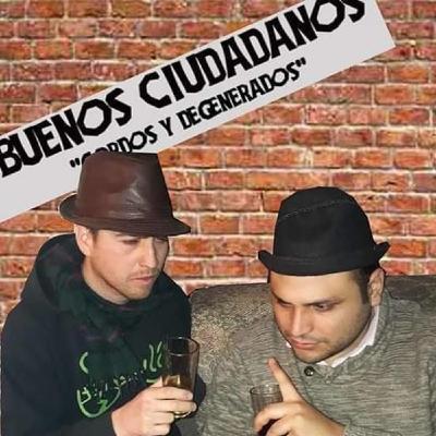 """T2/E08 """"Depresión Post Party"""" Buenos Ciudadanos"""