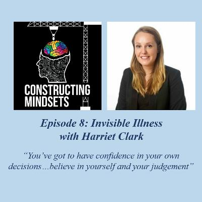 Podcast 8: Invisible Illness With Harriet Clark