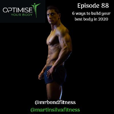 6 ways to build your best body in 2020
