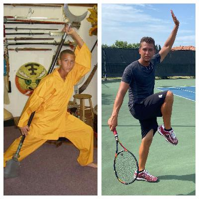 Interview with Tennis Pro and Martial Arts expert Mac Roy