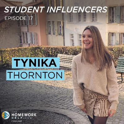 Tynika Thornton on Studying Abroad, Law School in the U.K., and More | Student Influencers EP 17