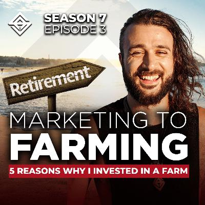 Why I'm Retiring From Marketing & 5 Reasons I Invested In A Farm Instead - What is Valhalla Farms?