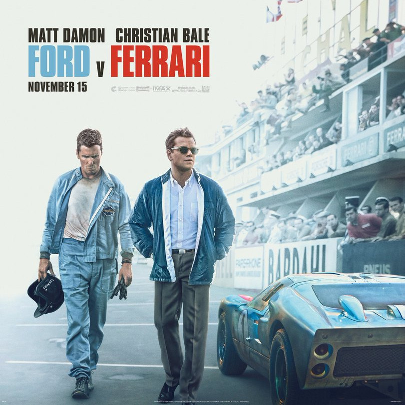 Ford v Ferrari نقد و بررسی فیلم