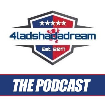 4LadsHadADream: The Podcast with Stuart McCall (E14 - Part 1)