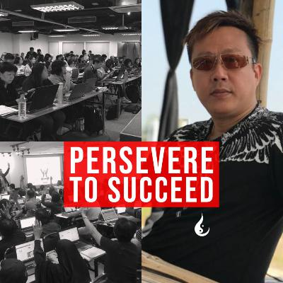 The Art of Perseverance with Nicholas Ting