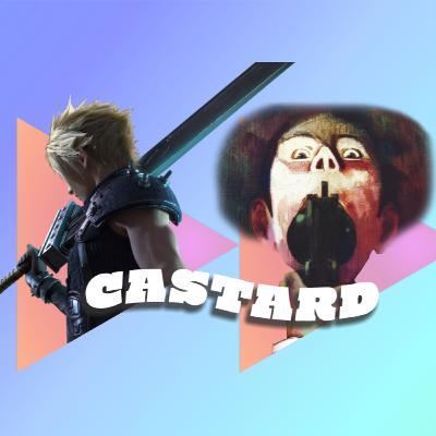 Castard: Fastforward 2020 in game- en stripland