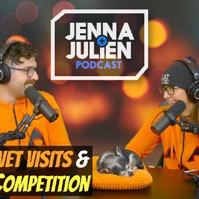Podcast #252 - Kermit's Vet Visits & Julien's Competition