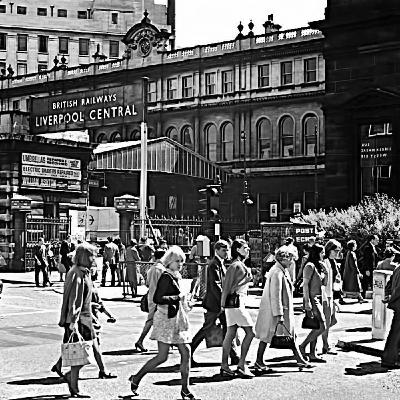 Episode 2: Colourful teenage years in 1960s Liverpool