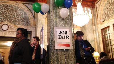Yes, you can trust the jobs report