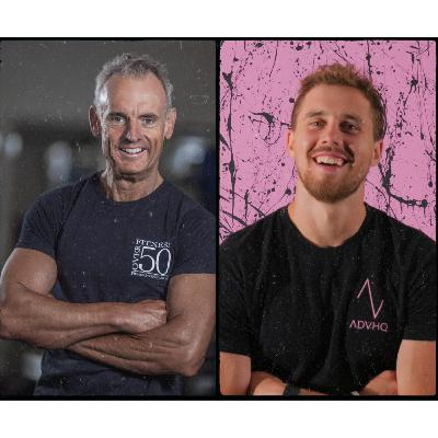 15 - Intuitive Eating and Intuitive Training with PT Lubbs