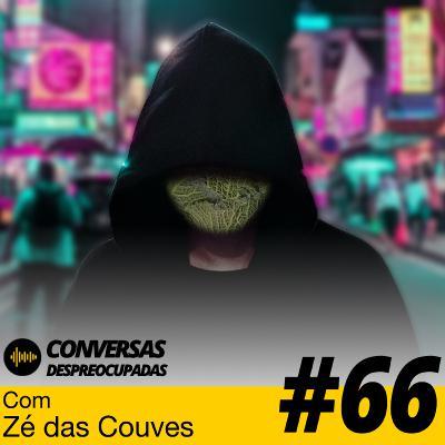 """#66 – O hacker """"Zé das Couves"""" apoderou-se do podcast para falar de desenvolvimento pessoal"""