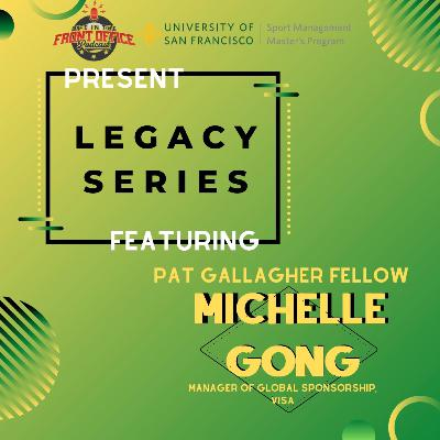 Traveling the World with Michelle Gong, VISA, Global Partnerships - USF LIFO