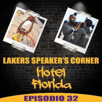 Lakers Speaker's Corner E32 - Hotel Florida