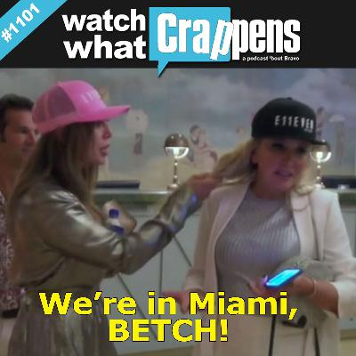 RHOC: We're In Miami, BETCH!