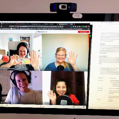 Bonus Episode: International Podcasters' Panel