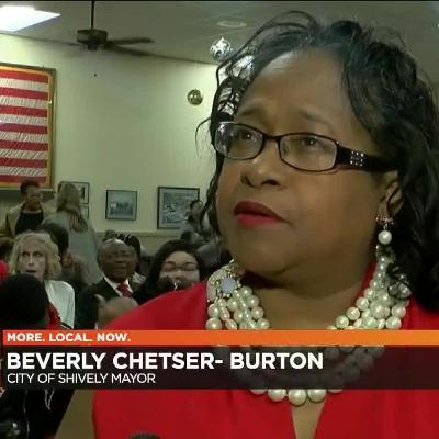 Solutions To Violence | Beverly Chester-Burton | Oct. 26, 2020