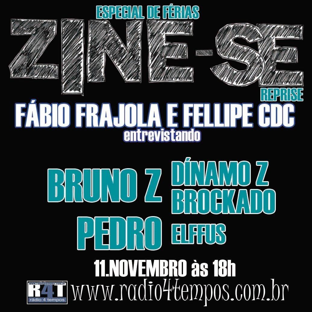 Rádio 4 Tempos - Zine-se 76