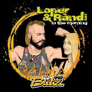 3-25-20 Loper & Randi - Matt Brown, Quarantined By Family, Kelly Fed Up, Kids' Choir Doing Ozzy, Egg Roulette, Christmas Lights
