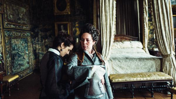 The Favourite and What's Making Us Happy