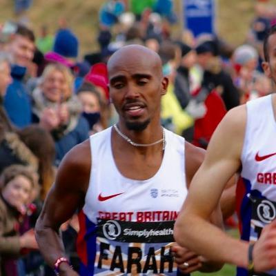 Barry Fudge: Mo Farah's endurance coach