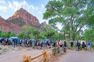 National Park News | Record Crowds, Biden's Budget, a Grim Anniversary