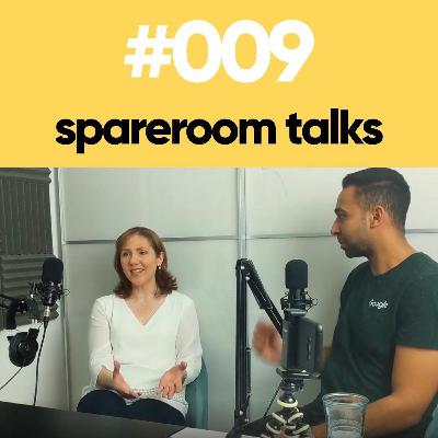 Becoming a #1 Global Sales Rep ft. Sharen Murnaghan | spareroom talks #009