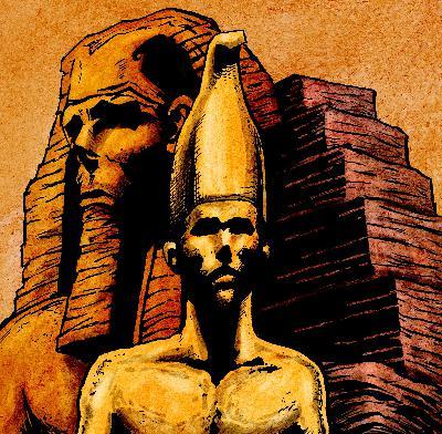 Episode #97- Who Built the Pyramids? (Part I)