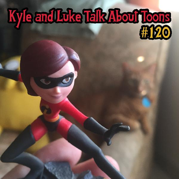 Kyle and Luke Talk About Toons #120: Waifu Network