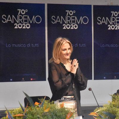Sanremo 2020 - Intervista a Irene Grandi