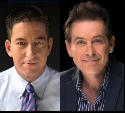 Glenn Greenwald on Free Speech & The Left!