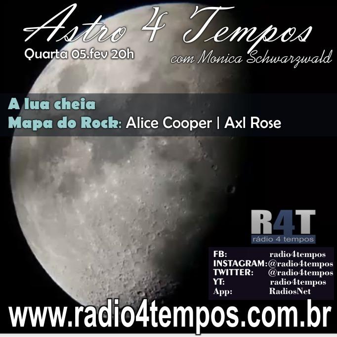 Rádio 4 Tempos - Astro 4 Tempos 31:Rádio 4 Tempos