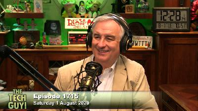 Leo Laporte - The Tech Guy: 1715