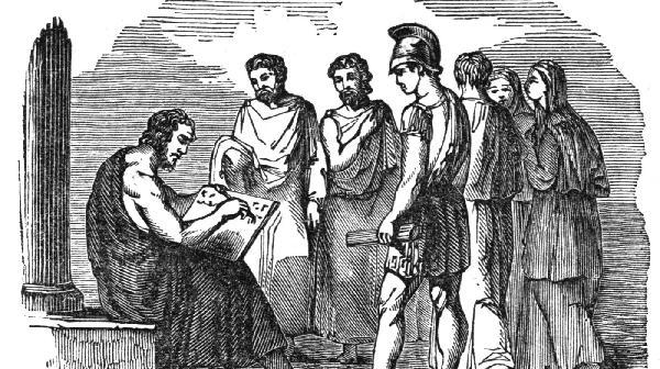 Ode On A Grecian Tax