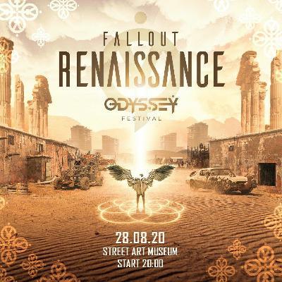 MIRIDA — DHM Podcast #1004 (Live@Odyssey Festival: Fallout Renaissance 2020)